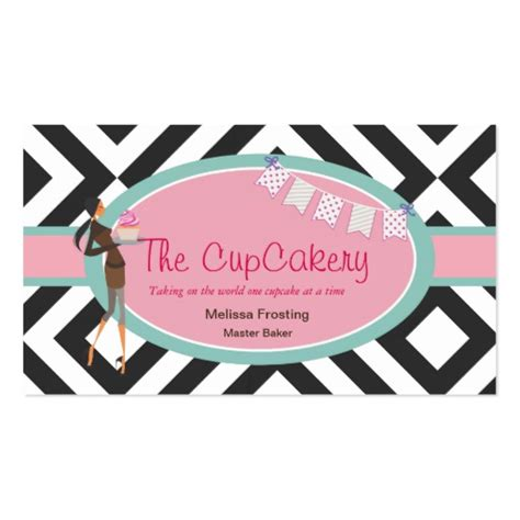 7 11 E Gift Card - custom cupcake bakery business cards zazzle