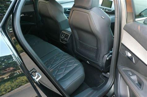 peugeot 3008 interior seat peugeot 3008 2017 road test road tests honest john