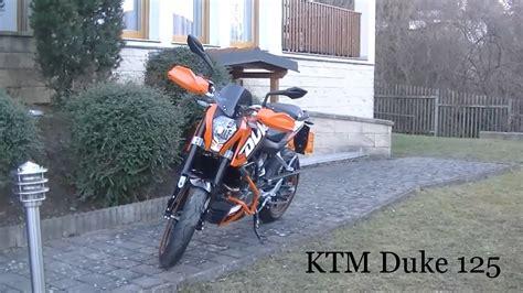 Ktm Duke 125 Powerparts Ktm Duke 125 Walk Around Powerparts Akrapovic