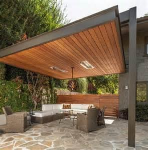 Patio Construction Ideas 22 Ideas De Dise 241 O Para Terrazas Arquitectura De Casas