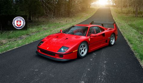 80s ferrari gorgeous ferrari f40 poses for the camera carscoops