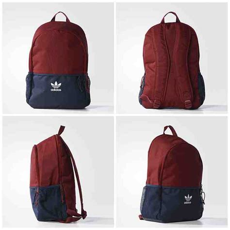 jual tas ransel adidas original essential ac backpack