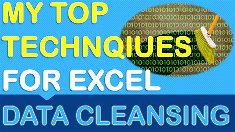 Data Detox Bar by Top Excel Data Cleansing Techniques Free Microsoft Excel