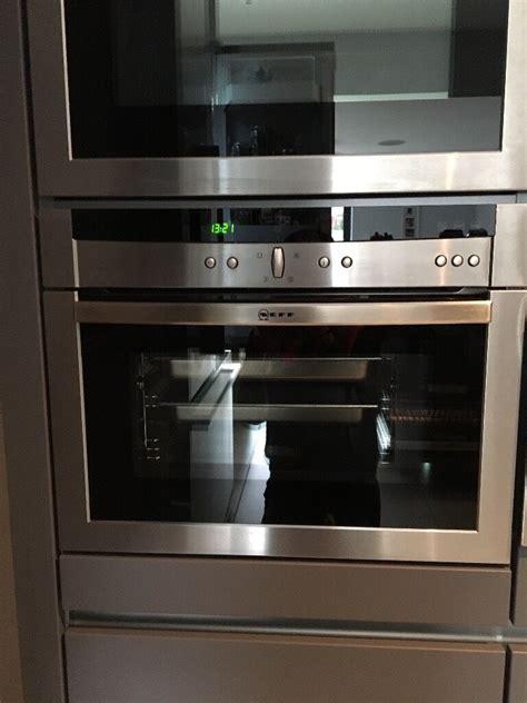neff integrated steam oven  richmond london gumtree