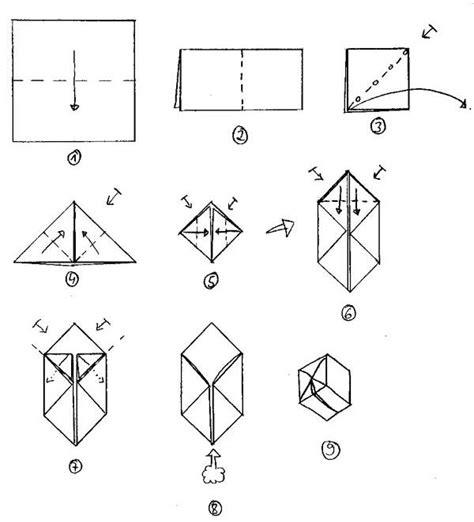 Easy Origami Balloon - diy pelotas de origami con el nombre de los invitados