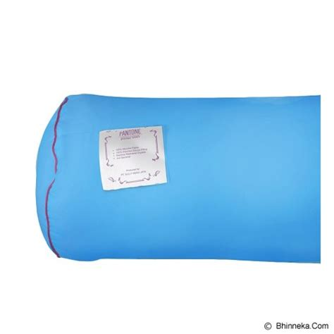 Pantone Bantal Tidur Putih 100 Dacron Jual Pantone Guling Tidur Blue Murah Bhinneka