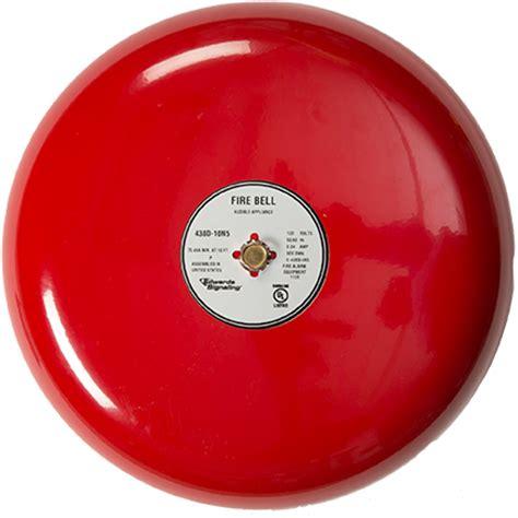Bell Alarm edwards signaling alarm bells 323d 430d series