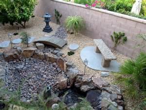 Small Pebble Garden Ideas японский сад на дачном участкехвойные