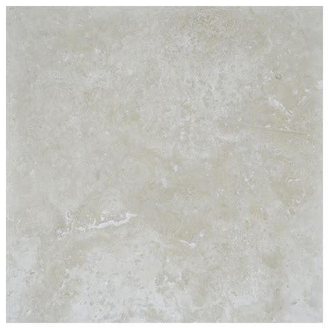 amon light honed filled travertine tiles 18x18 natural