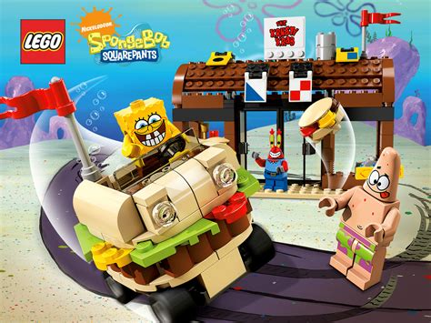 Lego Sponge Bob by Lego Spongebob Squarepants Images Spongebob Wallpaper Hd