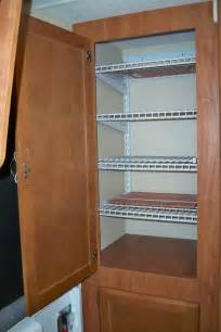 Rv Closet Organizer by Left Closet Organizing Shelf System