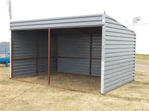 build loafing shed as cheap covered parking welcome to