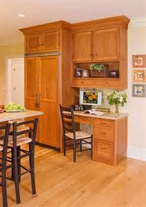 Kitchen Cabinet Desk by Custom Office Cabinets Office Cabinetry Office Cabinets