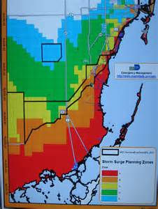 florida surge map new maps aim to raise awareness of surge danger wamc