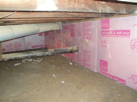 Template For Crawl Space Encapsulation Crawl Space Encapsulation
