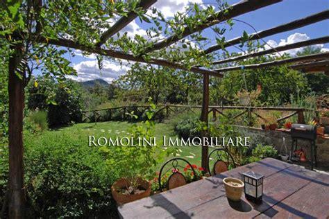 agriturismo fiori di co section farmhouse garden for sale anghiari tuscany