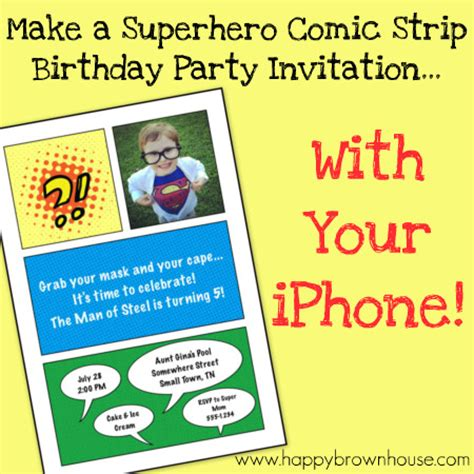 Osbournes Book Strippers For Birthday Bash 2 by How To Make A Birthday Comic