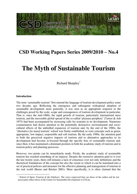 sustainability research paper topics sustainable tourism essay topics docoments ojazlink