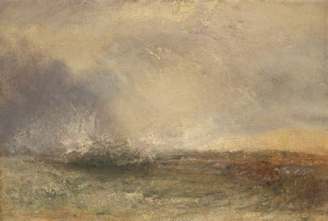 turner the sea a piece of canvas smeared with colours the hungarian painter mikl 243 s barab 225 s on j m w turner