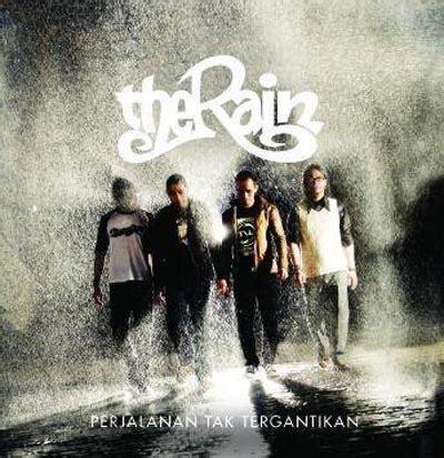 rain album perjalanan tak tergantikan  musik