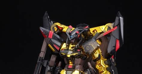 Rg Astray Frame Chrome Plated Coating Gundam Expo Limited gundam hg 1 144 gundam astray gold frame amatsu mina plated frame clear armor ver to be