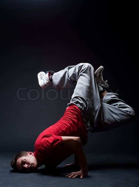 baby shark hip hop dance hip hop guy standing in freeze stock photo colourbox