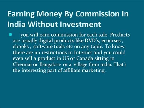 Online Make Money In India - how to earn money online in india