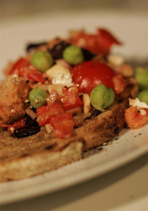 Olive Ij 1 recipe tomato fennel fresh garbanzo and olive bread salad california cookbook