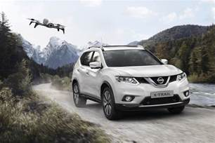Nissan X Trail Nissan X Trail X Scape Has Drone To Your Active