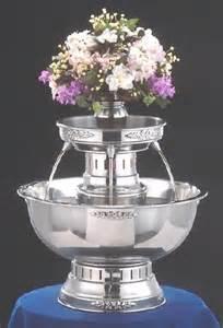 fontaine 224 punch location fontaines et plats de service