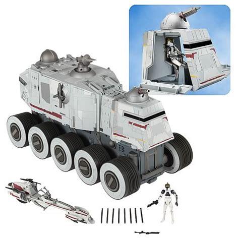 Wars Trooper Vehicles by Wars Clone Wars Turbo Tank Vehicle Hasbro