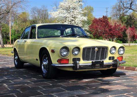jaguar sj6 1973 jaguar xj6 bring a trailer