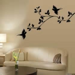 wall paintings designs free bird wall decal by silhouette design wall art indiebazaar