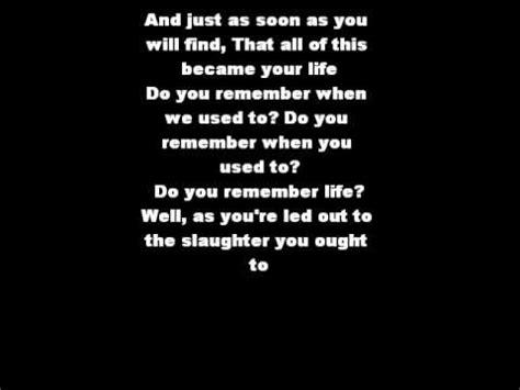 Disturbed Songs Bodies Hit The Floor Lyrics - drowning pool mute lyrics metrolyrics