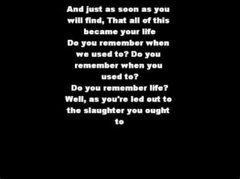 Disturbed Songs Bodies Hit The Floor - drowning pool mute lyrics metrolyrics