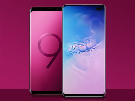 Samsung Galaxy S10 Vs S9 by Samsung Galaxy S10 Vs Galaxy S9 What S The Difference Stuff
