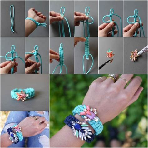 how to make fashion jewelry accessories 15 easy to make diy accessories