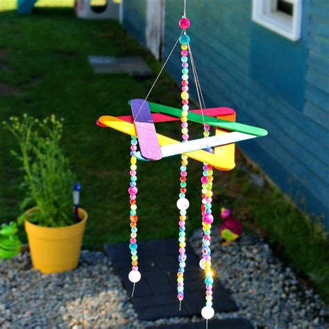 diy beaded wind chimes 17 best ideas about wind chimes on easy