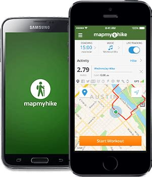 hike mobile your hiking mobile app for iphone blackberry and android