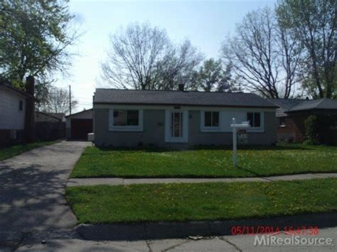 sterling heights michigan reo homes foreclosures in
