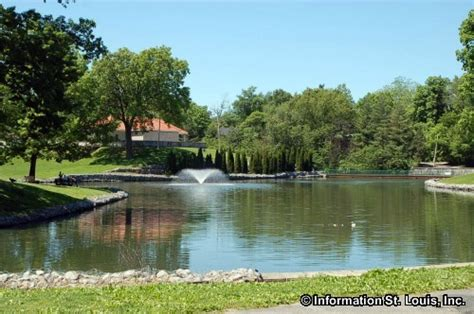bellevue park belleville illinois history attractions events recreation contact information