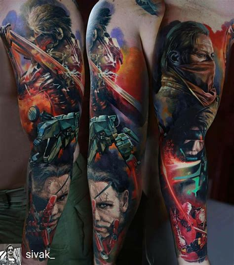 tattoo arm metal 265 best images about realistic volumetric tattoo on