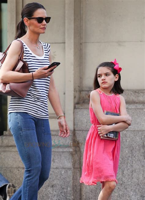 Suris Birthday by And Suri Cruise Out In The City On Suri S