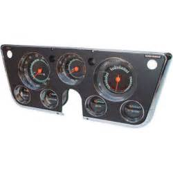 chevy truck dash cluster kit with tachometer vacuum