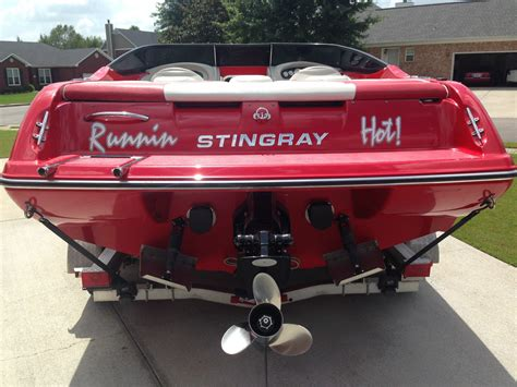 stingray boat trim tabs stingray 220sx 2006 for sale for 28 500 boats from usa