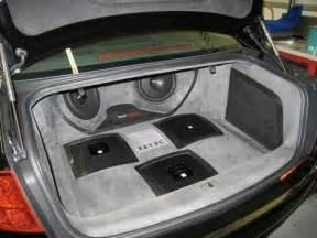 Audi S5 Sound System Audi A3 Boot Build Car Audio Audi A3 Audi
