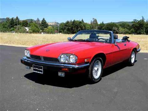 1988 jaguar xjs for sale 1988 to 1990 jaguar xjs for sale on classiccars 12