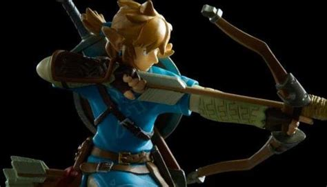 Amiibo Link Archer The Legend Of Breath Of The breath of the link archer and link rider amiibo packaging n4g