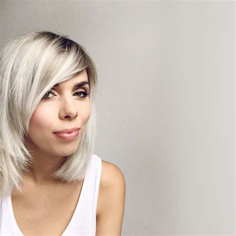 40 hair сolor ideas with white and platinum blonde hair 540 best images about silver white platinum hair on