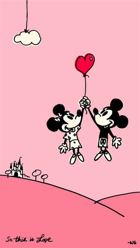 disney valentine wallpaper iphone mickey and minnie mouse in love disney iphone wallpapers